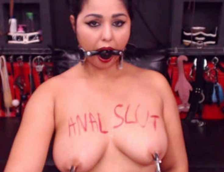 Anal Slave Girl Cam